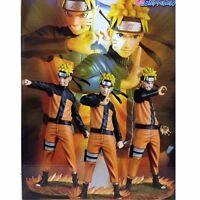 Anime Naruto Shippuden Uzumaki Naruto 1/6 PVC Figure New In Box