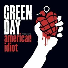 GREEN DAY AMERICAN IDIOT 2004 PA CD POP PUNK ROCK NEW