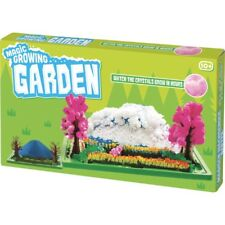 MAGIC GROWING GARDEN - 01918 CRYSTAL COLOURFUL SCIENCE PROJECT KIDS FUN MODEL