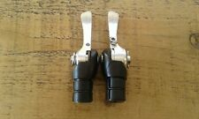 Vintage Campagnolo Record bar end rare TT 8 speed shifters