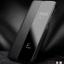 Huawei Smart View, funda flip cover p30 Lite pro funda protectora para móvil, protección bolsa estuche