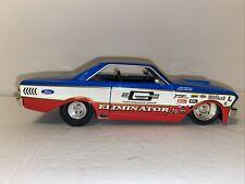 "Jada, 1964 Ford Falcon Pro Stock ""ELIMINATOR"", Very Rare Car"
