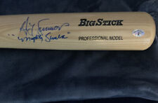Ted Simmons Signed ST. LOUIS CARDINALS BREWERS FS BAT 20/23 W/INSC LOTF HOLO