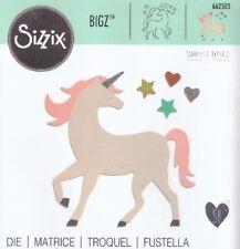Fustella Per Big sizzix Shot Bigz Unicorno