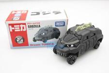 Takara Tomy Dream Tomica Godzilla Monster Threme Diecast Toy Car 2014 Limited Ed