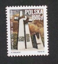 Poland 1990 34th Ann of 1956 Poznan Uprising MNH UM unmounted mint SG3290