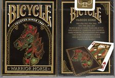 Warrior Horse [Bicycle] Playing Cards