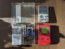 Nintendo Game Boy & Game Boy Color samt Spiele