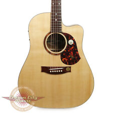 Brand New Maton SRS70C Solid Road Series Dreadnought Cutaway Acoustic Electric
