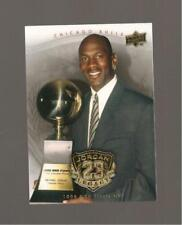 Cartes de basketball sur Michael Jordan