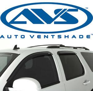 AVS 94059 Tape-On Window Ventvisors 4-Piece 05-12 Mercury Mariner Ford Escape