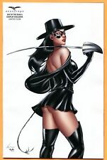 Grimm Fairy Tales Day of the Dead #5 Zorro Cosplay Exclusive Variant Cover F
