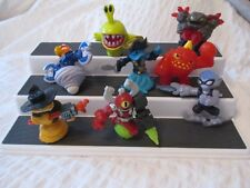 2014 MCDONALDS SKYLANDERS SWAP FORCE COMPLETE SET LOT 8 FIGURES with weapons