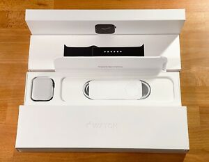 Apple Watch Series 6 44mm Graphite Stainless Steel GPS+Cellular A2294