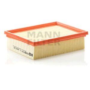 Mann Air Filter Element For Vauxhall Corsa 1.5 D 1.5 TD 1.7 D