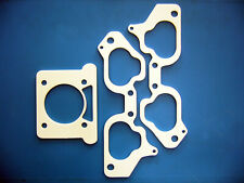 Thermal Intake Manifold &Throttle Body Gasket KIT Subaru Legacy Forester Impreza