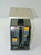 Vintage Pelouze Dymo Model X2 Non Digital Postal Scale
