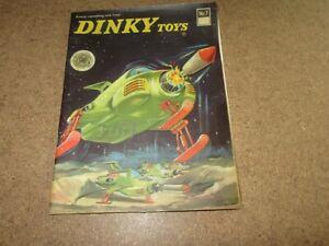 250Q Catalogue DINKY England 1971 No 7 Original 32 Pages For Germany