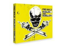 FREI.WILD - RIVALEN UND REBELLEN 2CD NEU & OVP (16.03.2018)
