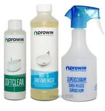 proWIN Bad -Sanitärreiniger 500 ml+Softclean 250 ml + Superschaumflasche...24,90