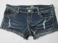 Almost Famous size 5 Distressed Stretch Jeans Shorts