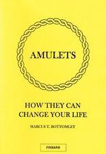 Amulettes par Marcus T-Shirt Bottomley. Grimoire. Occulte. Finbarr Magick