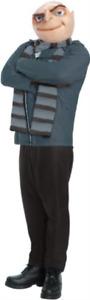 GRU - MENS - FANCY DRESS COSTUME (SIZE: STD) COST-UNI NEW
