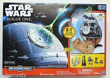 Star Wars Micro Machines DEATH STAR Playset Rogue One Brand NEW Sealed Hasbro