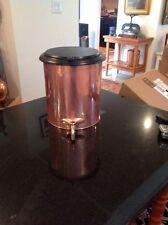 Antique Copper Stock Pot