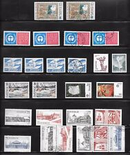 SWEDEN PAGE OF 26;(7 MINT & 4 USED SETS) 1960's &1970's.