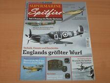 "FLUGZEUG CLASSIC EXTRA ""SUPERMARINE Spitfire Teil 1"" Ausgabe 2018"