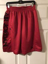 Air Jordan Dry Fit Basketball Shorts Size Large