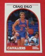 # 106 CRAIG EHLO CLEVELAND CAVALIERS 1989 NBA HOOPS BASKETBALL CARD