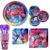 TROLLS Party Supplies, Favors, Decorations Bundles (See Selections) NEW