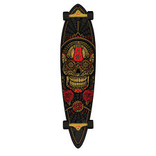 "SANTA CRUZ Longboard Sugar Skull Pintail 9.58"" x 39"""