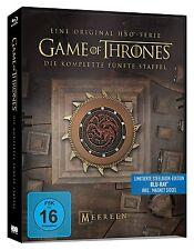 Game of Thrones - Season 5 (fifth season) (Steelbook) (blu-ray) (2016)