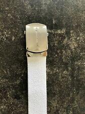 Tom Tailer Gürtel, weiß, Länge 100 cm