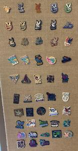 Kentucky Derby Festival Pins 1974 -2020. So E Very Rare Pins. Free Shipping.