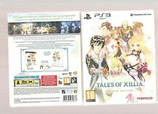 Rare !!! TALES OF XILLIA : Mythique sur  PS 3 : Coffret Collector.  NEUF Blister