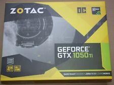 ZOTAC GeForce GTX 1050 TI 4GB OC Edition Grafikkarte
