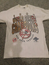 1996 New York Yankees World Champions T-Shirt size L excellent condition