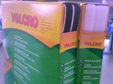 50mm x 20mm Sew Su Gancio e Loop Nastro Rosso 50cm x 2cm