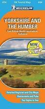 Yorkshire and the Humber (UK Tourist Maps),unknown,New Book mon0000061532