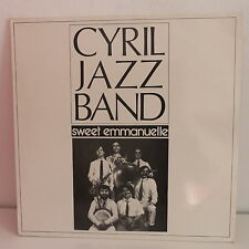 CYRIL JAZZ BAND Sweet Emmanuelle  CJB 001