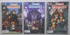 David & Goliath #1-3 Complete (3 Comics) VF-NM