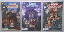 David & Goliath #1-3 Complete (3 Comics) VF-NM