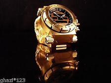 Invicta Men's Coalition Force Swiss Intrinsic Ana/Digi 18K GP SS Bracelet Watch!