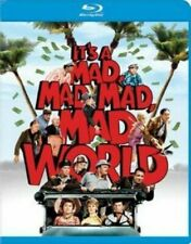 It's a Mad Mad Mad Mad World With Spencer Tracy Blu-ray Region 1 883904242420