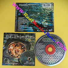 CD SOUNDTRACK Goran Bregovic Music Inspired And Taken From Underground(OST4)
