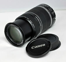 Canon EF-S 55-250mm f/4-5.6 IS Zoom Lens for EOS 60D Rebel T6i T5i T4i T3i XSi